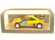 Spark Peugeot 405 T16 Grand Raid Winner Paris Dakar 1990 1/43 S5624