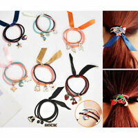 Hot Korean Style Headband Rubber Band Elastic Hair Rope Women Girl Hair Ring