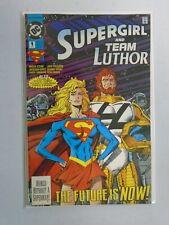 Supergirl Lex Luthor Special #1 8.0 VF (1993)