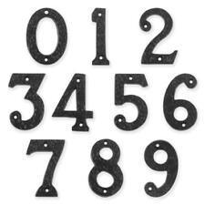 Antique Style Decorative Numbers