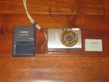 Canon PowerShot Digital ELPH SD800 IS Digital IXUS 850 IS 7.1MP WORKS