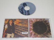 Tracy Chapman / New Beginnings (Elektra 7559-261850-2) CD Album
