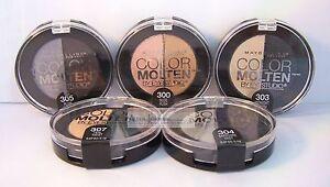 Maybelline Eyestudio Color Molten Eye Shadow - Select Your Shade