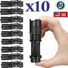 10 x UltraFire Military CREE XM-L T6 10000LM LED Flashlight  Police Torch Lamp
