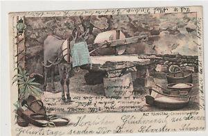 K 1281- Kiautschou Alt-Tsingtau, - Chinesische Mühle, 1914 gelaufen