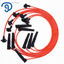 8x Spark Plug Wire Set For Ford Lincoln Mercury F-150 F250 V8 4.6L NEW US