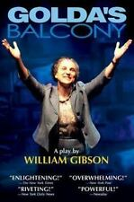 NEW Golda's Balcony : A Play by William Gibson (2003, Paperback) Book