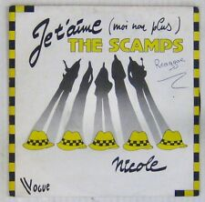 The Scamps 45 Tours interprète 1980