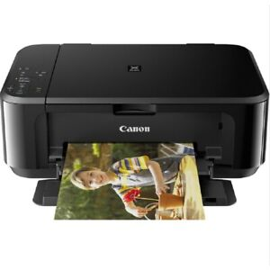 Canon PIXMA Wireless Printer MG3660 - Black