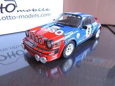 Porsche 911 SC Gr.4 Tour de Corse 1980 GT SPIRIT OTTO OTTOMOBILE OTTOMODELS 1/18
