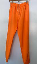 Prince Tennis Warm-Up Training Jog Pants - Orange - Women's Size Small / Petite