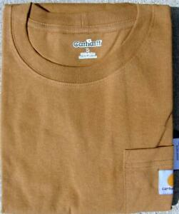 Carhartt Men's Workwear Pocket T-Shirt - Various Sizes and Colors