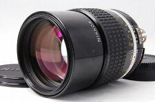 """Excellent +++ ""  Nikon Ai-S  NIKKOR 135mm F2.8 from Japan # EL509"