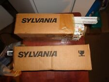 """Lot of 35 Sylvania   F8T5/CW  Cool White Blanc froid  12""""  Fluorescent Lamps NOS"""