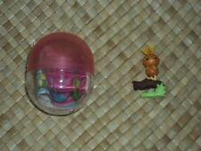 Tomy Pokemon Zukan Figure Torchic with Capsule and Paper EUC