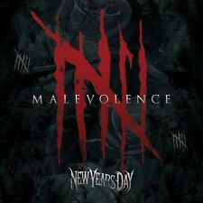 Malevolence - New Years Day (2015, CD NIEUW)