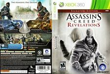 Assassin's Creed: Revelations -- Signature Edition Microsoft Xbox 360 COMPLETE
