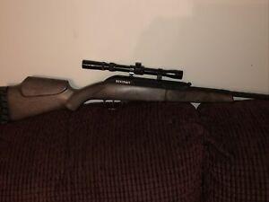 Vintage Beeman 1783 Silver Bear ,177 Pellet Break Barrel Air Rifle