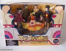 McFarlane Toys de The Beatles Yellow Submarine Figura de Acción Box Set, Recuerdos