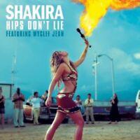 SHAKIRA 'HIPS DON´T LIE' CD SINGLE NEW!!!!!!!!!!!