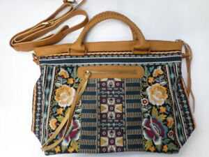 NWT Johnny Was JWLA Cherelle Overnight Tote Bag - OL39250321