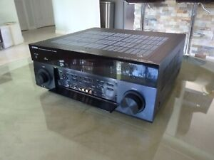 Yamaha RX-A1010 7.2 Channel-Home Theater HD AV HDMI Receiver Working Used