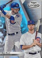 Ian Happ 2018 Topps Gold Label Class 1 Base Cubs #32