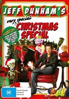 Jeff Dunham's Very Special Christmas Special (DVD, 2009) New  Region Free