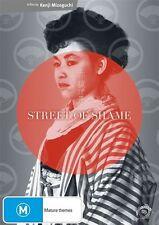 Street Of Shame (DVD, 2010)-REGION 4-Brand new-Free postage
