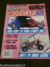 CAR MODELER - HIGH TECH '37 FORD STREET ROD - MARCH 1993