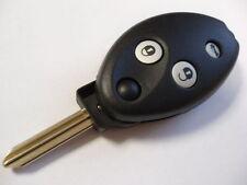 Reemplazo 3 Botón Voltear Carcasa de Llave para Citroen Xsara Picasso C8 Berlingo Remoto