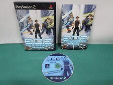 PlayStation2 -- E.O.E. Eve of Extinction -- PS2. JAPAN GAME. 37044