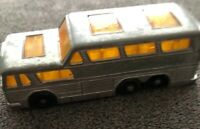 Vintage Matchbox Series No. 66 Coach Bus  Lesney Made in England 1:64 Diecast