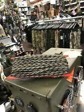 UK4mm Army Military Paracord Reel Basha Tent Bivi Camping Rope Para Cord 15m BTP