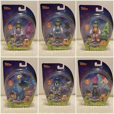 Miles From Tomorrowland Action Figure Set of 6