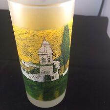 Orthodox Greek Church Collector Drinking Glass