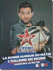 Publicité Advertising 2011 - Virgin Radio (Advertising paper)