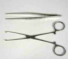 2 Dental Pliers for Dentists, Crafters, Artists