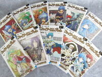 FIRE EMBLEM Hasha Tsurugi Manga Comic Complete Set 1-11 KOTARO YAMADA Book SH