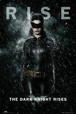 Batman : Dark Knight Rises : Catwoman - Maxi Poster 61cm x 91.5cm (new & sealed)