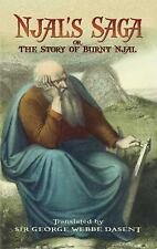 Njal's Saga: or, The Story of Burnt Njal  Paperback