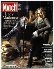 MADONNA - PARIS MATCH MAGAZINE FRANCE (NOVEMBER 2005) LORENZO AGIUS PHOTO SHOOT