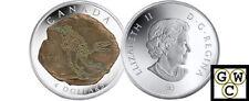 2010 Dromaeosaurus Dinosaur Proof $4 Silver .9999 Fine (NT) (OOAK) (12577)