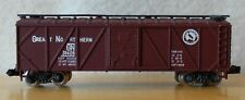 N scale 40' wood boxcar GN Great Northern Atlas 2366 in box excellent