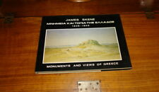 JAMES SKENE-MONUMENTS AND VIEWS OF GREECE 1838-1845 BY STEPHEN COZI AGELASTOS