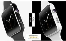 Floveme E6 Smart wrist watch Bluetooth SmartWatch for Android Samsung Huawei 1.5