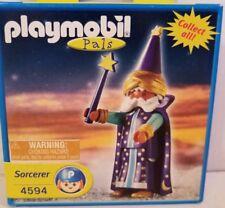 NEW Playmobil Sorcerer 4594 2003
