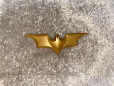 """Mattel Batman Begins Figure Batarang 3""""- 3.5"""" Dc Comics Action Cape 2005l"""