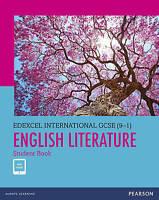Edexcel International GCSE (9-1) English Literature Student Book: print and eboo