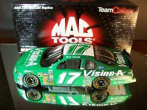 Matt Kenseth #17 Visine 2001 Chevrolet Monte Carlo Mac Tools 1 of 3,000 T.C.